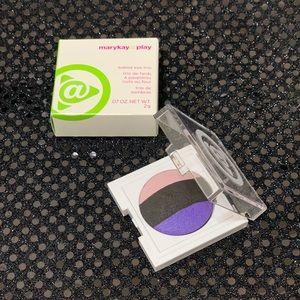 Baked Eye Trio (purple eclipse)